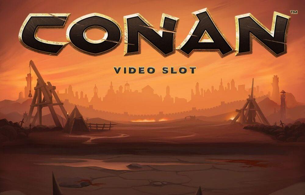 Conan från Netent
