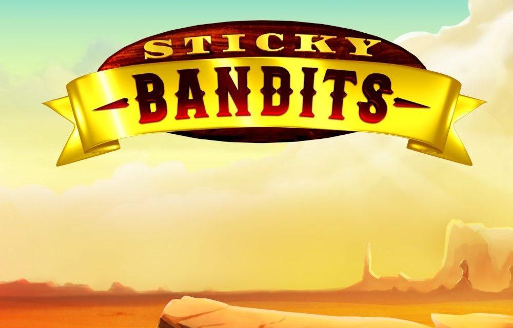 Sticky Bandits från Quickspin