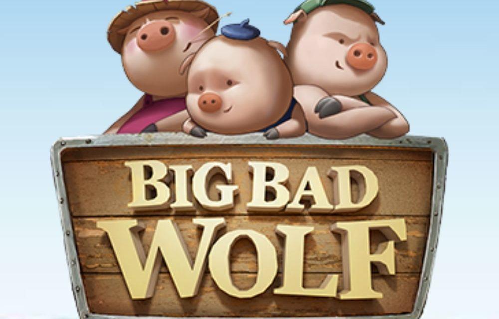 Big Bad Wolf från Quickspin