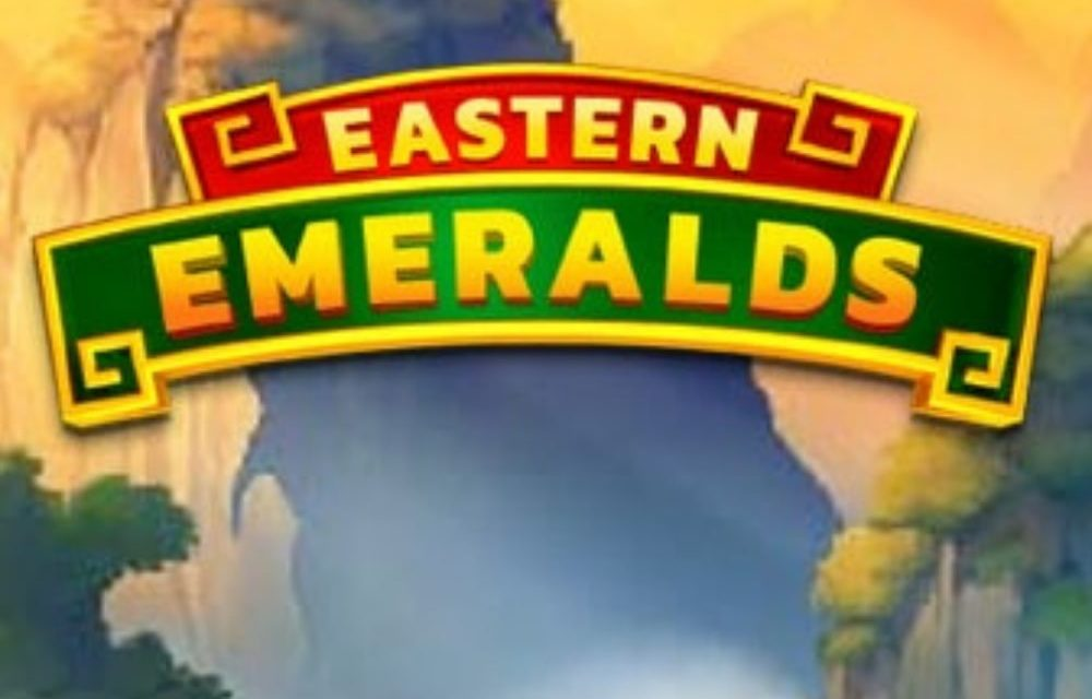 Eastern Emeralds från Quickspin
