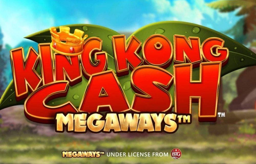 Return of Kong Megaways från Blueprint