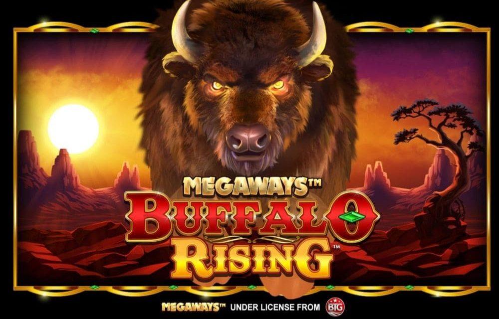 Buffalo Rising Megaways från Blueprint