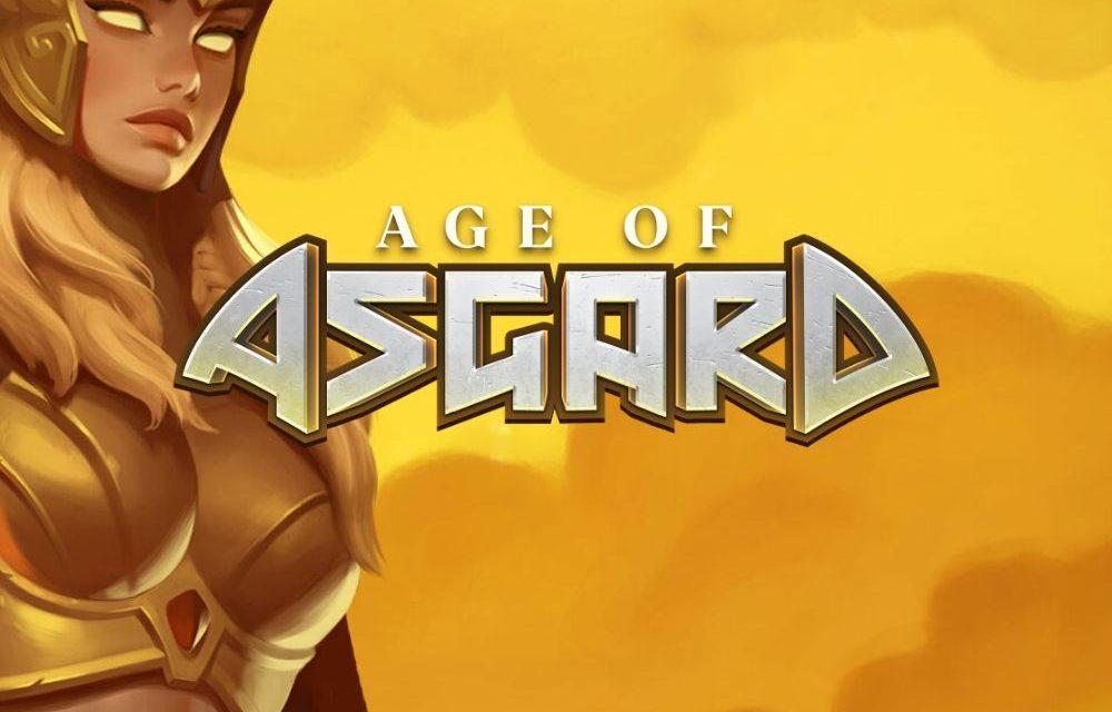 Age of Asgard Yggdrasil Gaming
