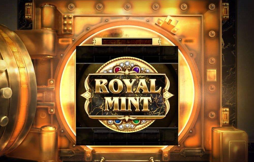 Royal Mint Megaways från Big Time Gaming