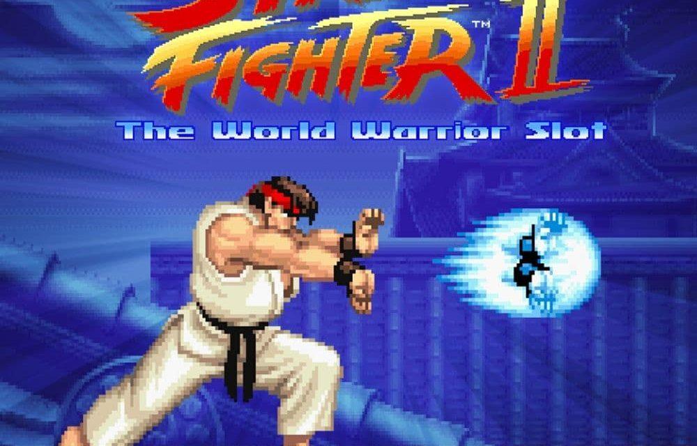 Street Fighter - The World Warrior Slot