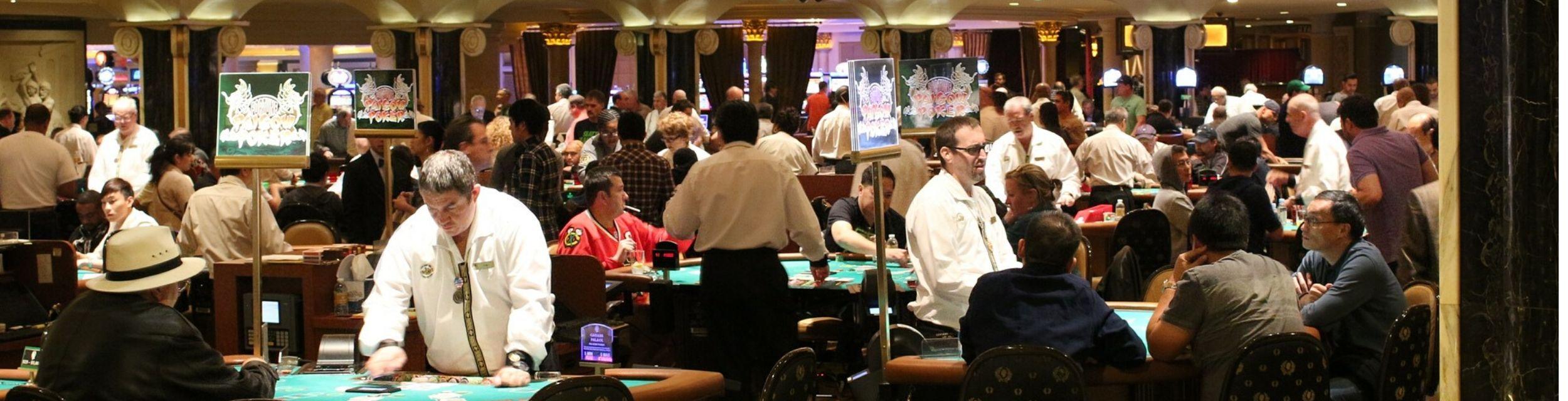 Casino Reserveren