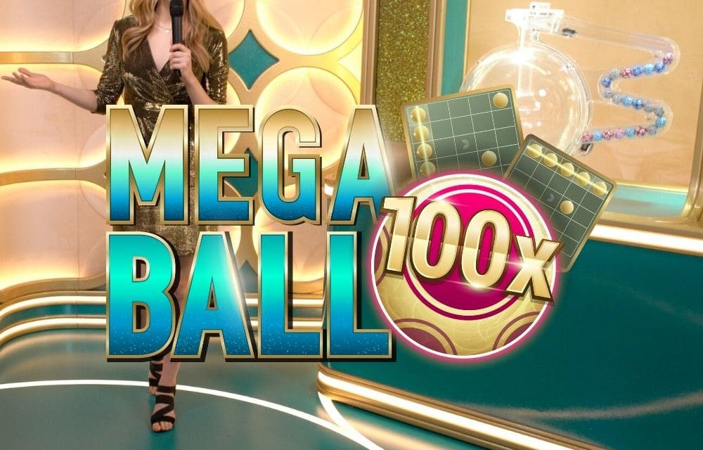 Mega Ball Evolution Gaming