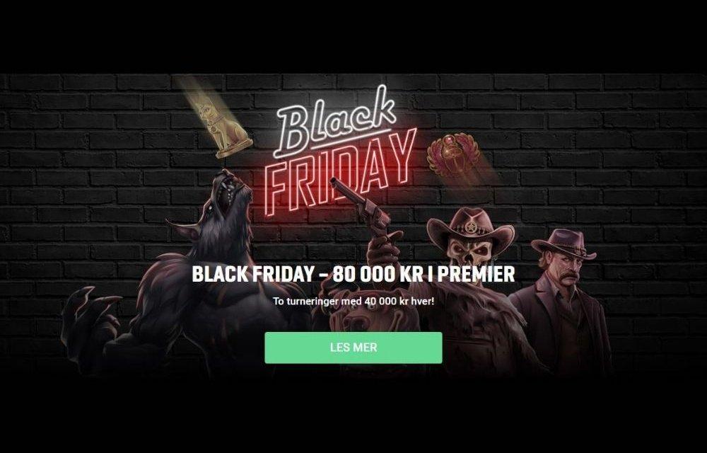 Guts casino Black Friday