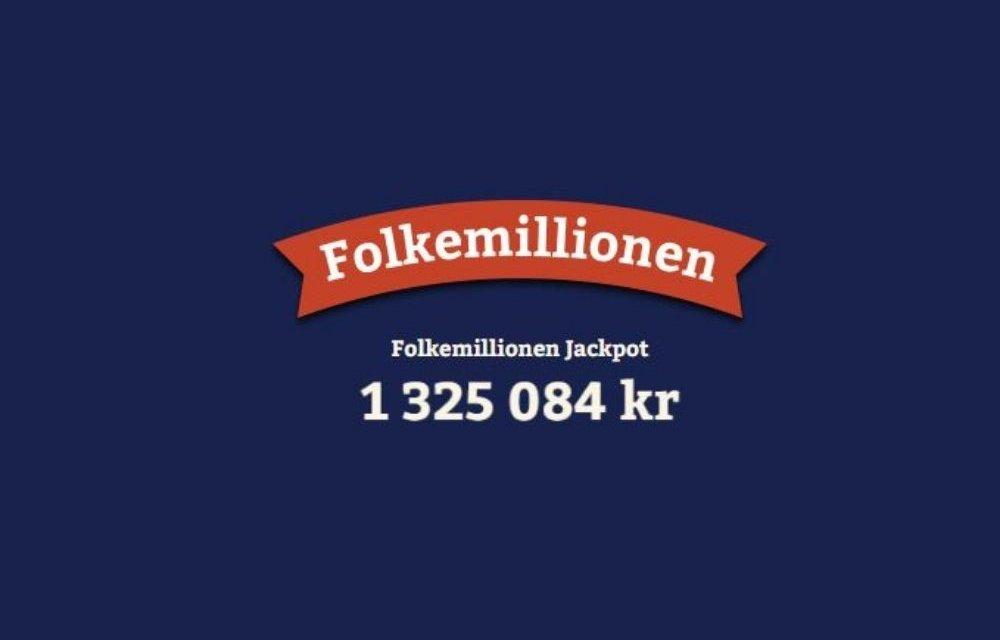 folkemillionen logo