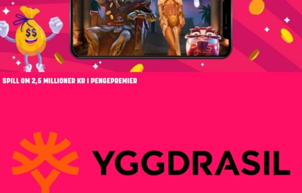 Caxino casino yggdrasil turnering