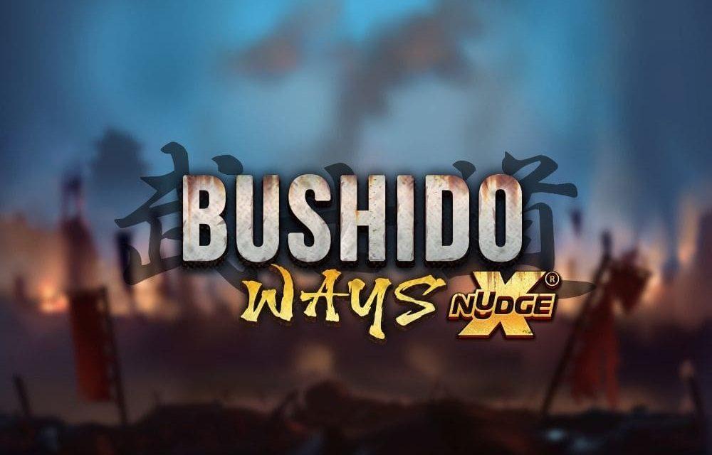 Bushio ways x nudge